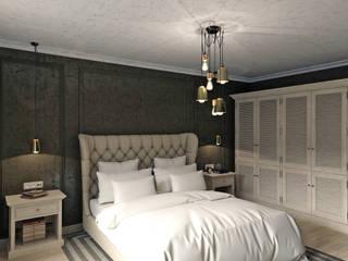 Спальная комната: Спальни в . Автор – VB-Design