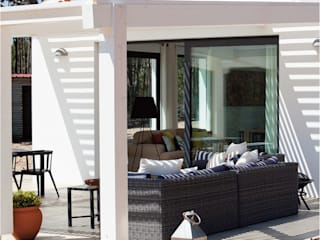 Patios & Decks by LAVRADIO DESIGN