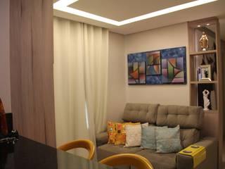 Salas de estilo  por Donakaza, Moderno