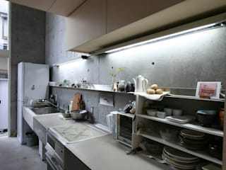 modern Kitchen by STUDIO POH