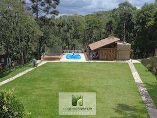 Houses by Moradaverde Arquitetura, Country