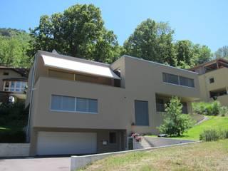 Terrasse de style  par bw1 architekten, Moderne