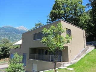 Jardin de style  par bw1 architekten, Moderne