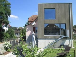 Anbau Wohnhaus Moderne Häuser von Brauen & Partner Architektur GmbH Modern