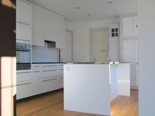 Anbau Wohnhaus Moderne Küchen von Brauen & Partner Architektur GmbH Modern