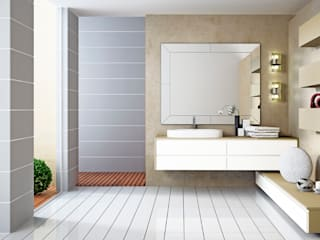 Modern style dressing rooms by ALVIC Modern