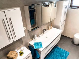 Badrenovierung IBOD Wand & Boden Moderne Badezimmer
