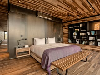 A4estudio Modern style bedroom
