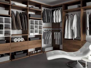 MUEBLES OYAGA: modern tarz Yatak Odası