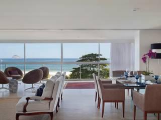 Comedores de estilo  por Froma Arquitetura, Tropical
