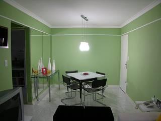 Apartamento Palmas do Tremembé Salas de jantar modernas por VT Design - Arquitetura e Interiores Moderno