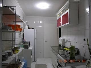 Apartamento Palmas do Tremembé Cozinhas modernas por VT Design - Arquitetura e Interiores Moderno