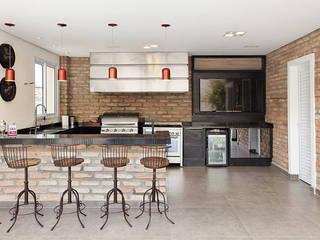 Cocinas de estilo moderno de Moran e Anders Arquitetura Moderno