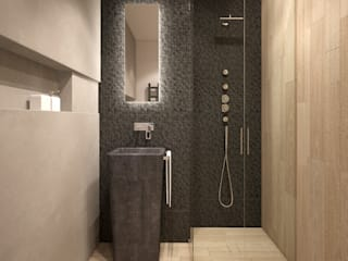 homify Minimalist style bathrooms