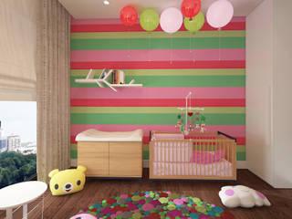 Habitaciones para niños de estilo minimalista de homify Minimalista