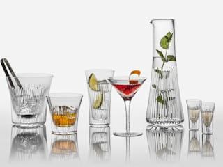 Contemporary Classic Barware for Cumbria Crystal: classic  by Katy Holford, Classic