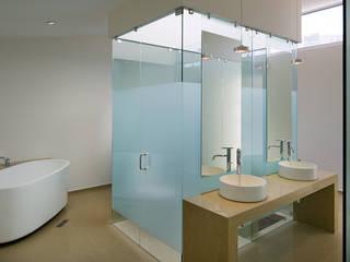 حمام تنفيذ Micheas Arquitectos