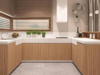 Kitchen by FAMM DESIGN