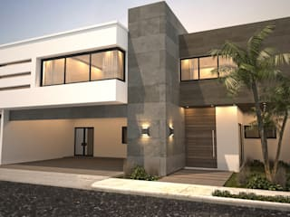 Modern home by homify Modern