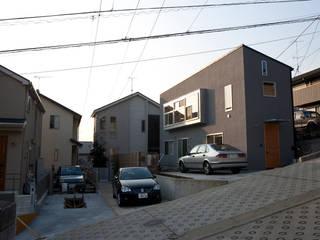 一級建築士事務所 本間義章建築設計事務所 모던스타일 주택