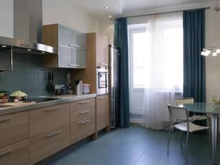 Minimalist dining room by интерьеры от частного дизайнера Minimalist