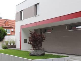 Energetische Sanierung & Umbau Einfamilienhaus:  Häuser von architektur______linie