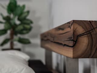 Balkenbett borja:   von farao design