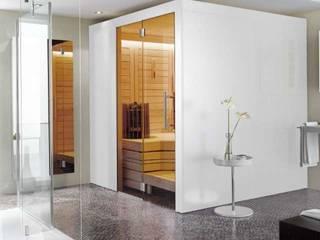 Sauna Installation: modern Bathroom by Euphoria Lifestyle