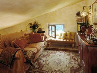 Spirito Country Soggiorno rurale di Anna Paghera s.r.l. - Interior Design Rurale