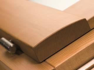 Ventanas en madera. Perfiles y diseño. de LECUMBERRI SUBERVIOLA S.L.