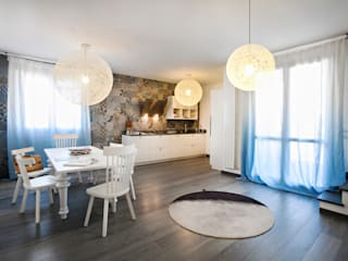Dining room by Alessandro Corina Interior Designer