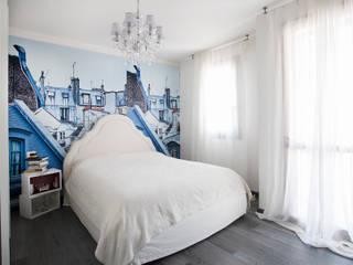 Habitaciones de estilo mediterráneo de Alessandro Corina Interior Designer Mediterráneo