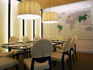 Офисные помещения в стиле модерн от ARCHITETTO MARIANTONIETTA CANEPA Модерн
