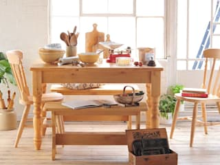 Dining Room Ruang Makan Gaya Country Oleh The Cotswold Company Country