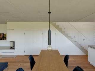 Möhring Architekten ห้องทานข้าว
