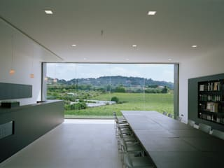 Cantine Cavalieri&Terenzi Studio in stile rurale di ATSTUDIO Rurale