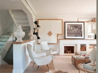 BELEN FERRANDIZ INTERIOR DESIGN Living room