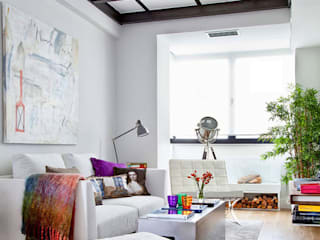 Modern living room by BELEN FERRANDIZ INTERIOR DESIGN Modern