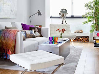 BELEN FERRANDIZ INTERIOR DESIGN Modern living room