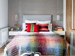 Modern style bedroom by BELEN FERRANDIZ INTERIOR DESIGN Modern