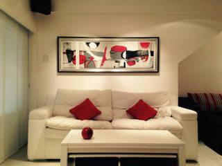 Modern Oturma Odası CubiK Modern