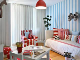 Prego Sem Estopa by Ana Cordeiro Dormitorios infantiles de estilo moderno