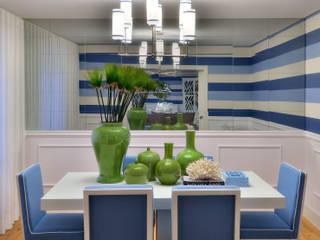 Modern dining room by Prego Sem Estopa by Ana Cordeiro Modern
