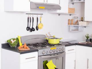 Idea Interior KitchenCabinets & shelves White