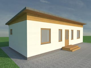 This was our first draft from the front:   by Abodde Housing