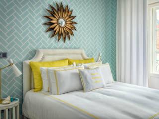 Moderne slaapkamers van Prego Sem Estopa by Ana Cordeiro Modern