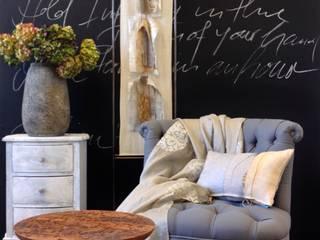 Silk Road Collection: ausgefallene Wohnzimmer von Aquamarine Design