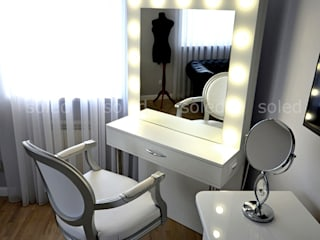 modern  by SOLED Projekty i Dekoracje Świetlne Jacek Solka, Modern