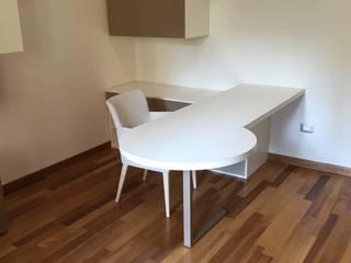 Рабочие кабинеты в . Автор – Arreda Progetta di Alice Bambini