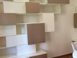 Moderne Arbeitszimmer von Arreda Progetta di Alice Bambini Modern